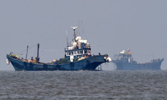 Argentina Calls for Capture of Five Chinese Fishing Boats