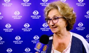 Shen Yun a 'Miracle,' Acclaimed Argentine Actress Says