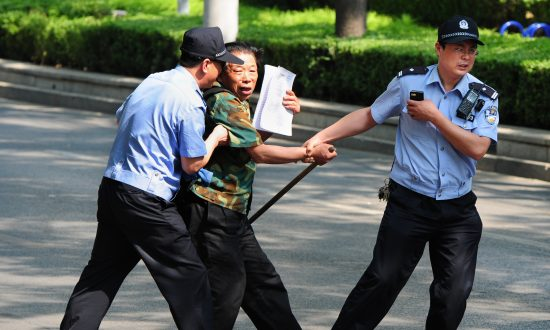 Could China Be Spending More on Stamping Out Dissent Than Funding Its Military?