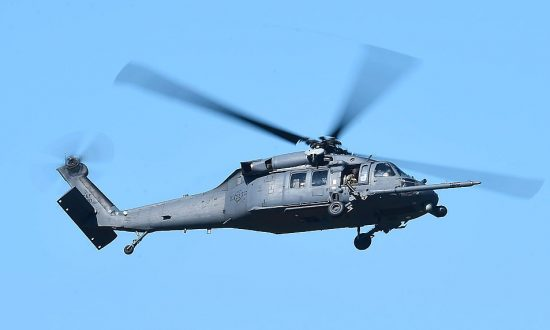 US Military Helicopter Crashes in Iraq: US Officials
