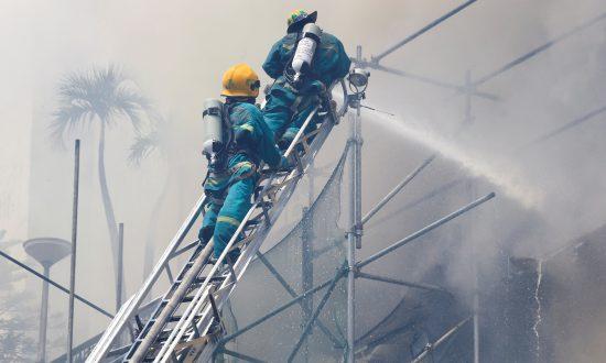 Hotel Fire Kills at Least Three in Philippine Capital