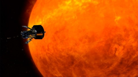 NASA Readies Spacecraft for 'Mission to Touch the Sun'