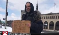 Repeat Sex Offender Claiming to Be a Vet Spotted Panhandling in Utica, New York