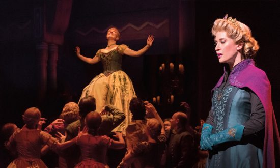 Theater Review: 'Frozen'