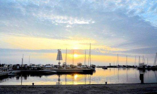 Summer Sunsets and Strolls in Ontario's Saugeen Shores