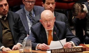 'You'll Be Sorry,' Russia Tells Britain at UN Nerve Agent Attack Meeting