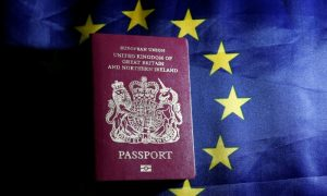 British People Rushed for EU Passports in Brexit Vote Year