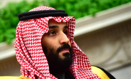 The Saudis Flex Their Muscles