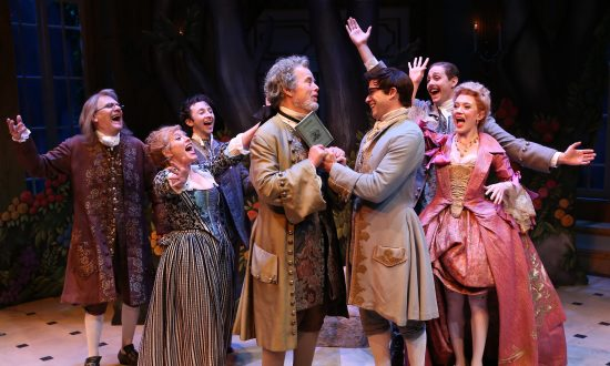 Theater Review: 'The Metromaniacs'