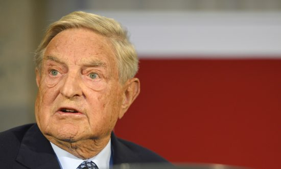 Soros and Tech Moguls Paid $50 Million to Fund Private Russia Probe