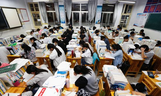 China's Social Credit System Punishes Low-Score Parents by Limiting What Schools Their Children Attend