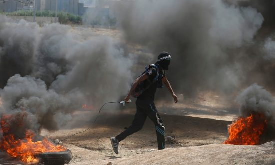 Israeli Army Kills Two Insurgents in Gaza Border Shelling