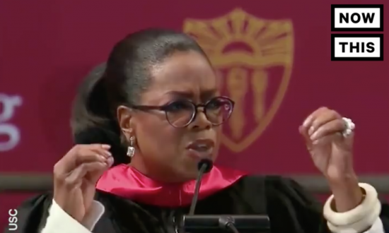 'Be the truth!' Oprah Winfrey Speaks To USC Journalism Graduates