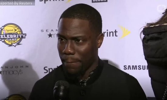 Man Charged With Attempting to Blackmail Kevin Hart