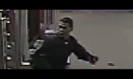 Police Release Footage of F-Train Bandit, Seek Public's Help in Arresting Him