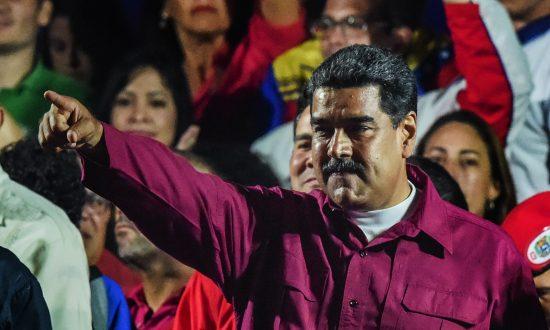 Trump Sanctions Venezuela After Socialist Dictator Maduro Wins Sham Election