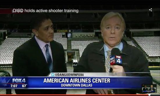 Dallas ISD Holds Active Shooter Training for Students