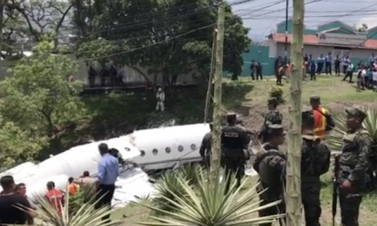 Plane Tried to Land on Runway, Fell Into a Ditch — but That's Not All