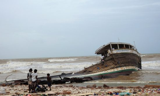 Two People Dead in Oman After Deadly Cyclone