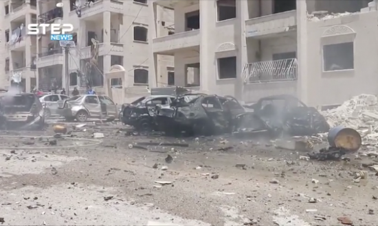 Car Explosion Kills at Least Five in Idlib: Syrian Observatory
