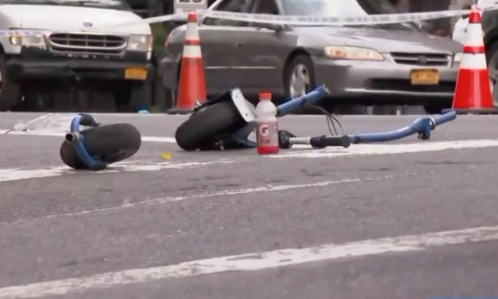 7-Year-Old Boy on Scooter Hit, Killed by MTA Bus in the Bronx