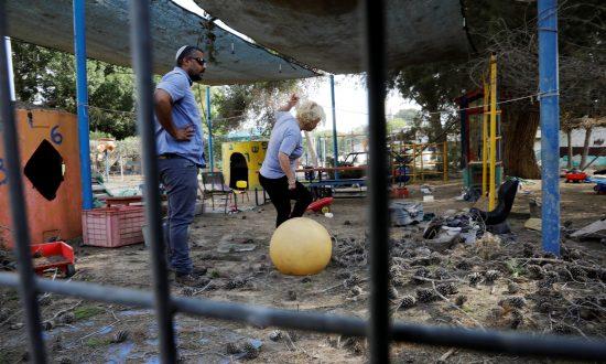 Israeli Defense System Shoots Down Gaza Mortar Fire