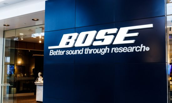 Sound Equipment Maker Bose Alleges Copyright Infringement by Chinese Companies