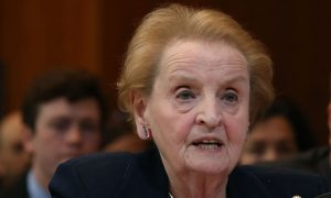 Madeleine Albright: China Is a Bigger Threat Than Russia to the US