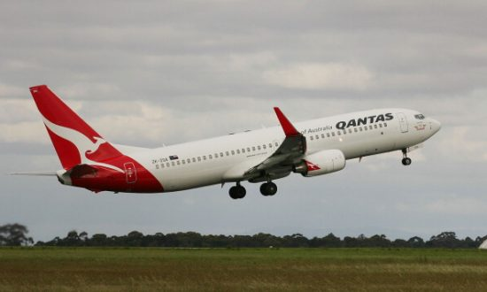Australian Airline Qantas Succumbs to Beijing's Request to Refer to Taiwan as China