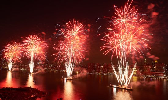 Macy's Announces 42nd Annual 4th of July Fireworks Lineup