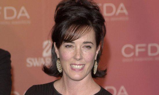 Designer Kate Spade Found Dead in Apparent Suicide, Police Say