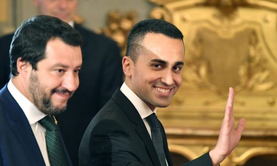 Italy's and the EU's Struggles Continue