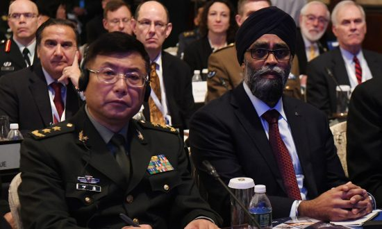 As US Urges Restraint at Forum, Chinese General Says He Wants to Fight a War