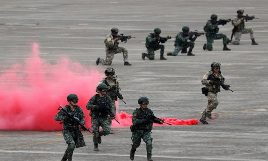 Taiwan Holds Large-Scale Military Drills Amid China Tensions