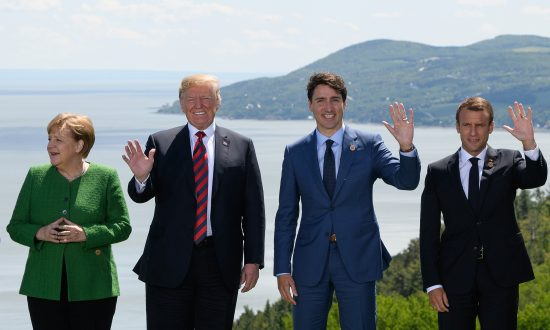 Trade Tensions Take Center Stage at G7 Summit
