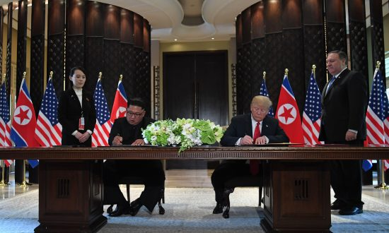 Full Text of Trump and Kim's Joint Statement