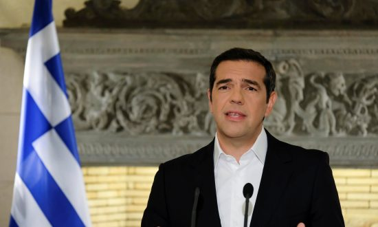 Greek PM Faces Domestic Backlash Over Macedonia Name Deal