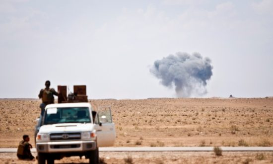 Large ISIS Drug Cache Destroyed by US Coalition