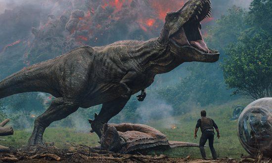 Movie Review: 'Jurassic World: Fallen Kingdom': Bring on the Mega-Chickens