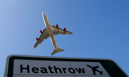 UK's Heathrow Airport Control Tower Evacuated; Fire Alarm Reportedly Goes Off