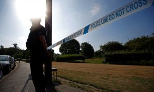 Briton Discharged From Hospital After Novichok Poisoning