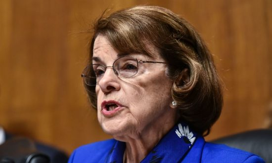 Feinstein's Ties to China Extend Beyond Chinese Spy