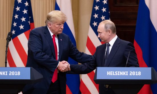 Trump's Outreach Efforts to Russia Should Be Commended