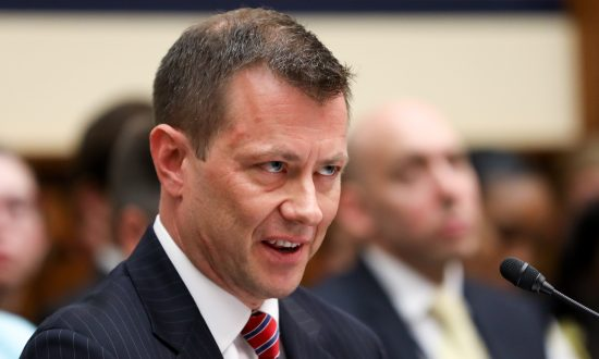 Strzok Joins List of 25 Top FBI, DOJ Officials Who Have Been Recently Fired, Demoted, or Resigned
