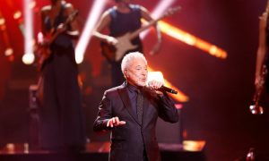 Singer Tom Jones, 78, Cancels UK Shows Due to Bacterial Infection