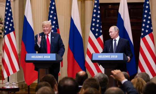 Trump Rejects Putin's Offer, Asks for Extradition of Indicted Officers