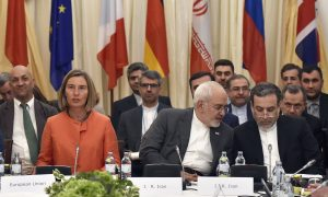 As US Sanctions Near, Iranian Regime Scrambles to Preserve Nuclear Deal