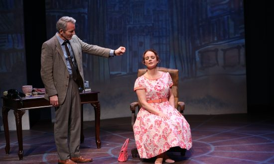 Theater Review: 'On a Clear Day You Can See Forever'