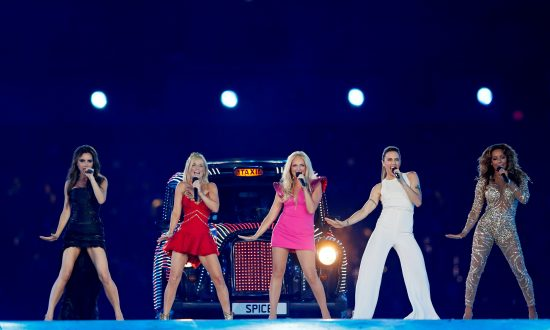 The Spice Girls Are Getting Back Together, Says Mel B