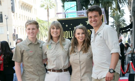 Steve Irwin's Daughter Bindi Celebrates Her 20th Birthday by Feeding Crocs at the Zoo
